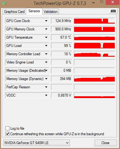 Sony Vaio GPU performance drop during gaming and fix | Jacky's Blog